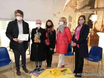 """Albissola Marina, consegnato il """"Premio Senza Rossetto 2021"""" ad Anna Cossetta - L'Eco - il giornale di Savona e Provincia"""