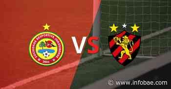 A puro gol, Juazeirense se quedó con la victoria frente a Sport Recife por 3 a 2 - infobae