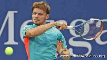 'Confident' David Goffin enjoying tennis to the fullest once again - Tennis World USA