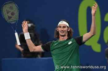 ATP Doha: Lloyd Harris tops Stan Wawrinka. David Goffin beats Filip Krajinovic - Tennis World USA