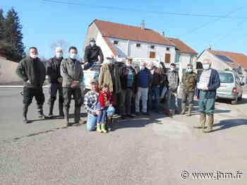 Laferté-sur-Amance : des truites pour les cours d'eau - le Journal de la Haute-Marne
