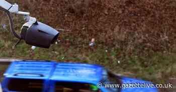 Backing for number plate cameras to snare criminals striking Ingleby Barwick in dead of night - Teesside Live