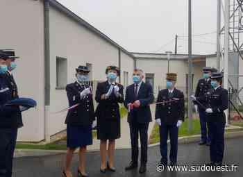 Médoc : Pauillac a enfin inauguré sa nouvelle caserne de gendarmerie - Sud Ouest