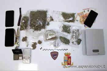 Spaccio di droga, due arresti e due denunce della polizia a Guanzate - Espansione TV