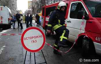 Emergency situation in Orenburg region district after explosion on Soyuz gas pipeline - TASS