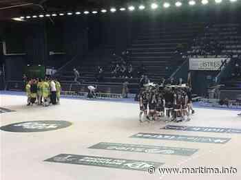 Courte défaite pour Istres Provence Handball face à Saint Raphael - Istres - Sports - Maritima.info