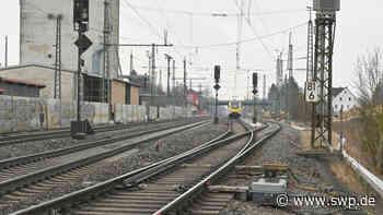 Erweiterung Containerbahnhof Ulm/Dornstadt: Bahn stößt Politiker und Landbesitzer vor den Kopf - SWP