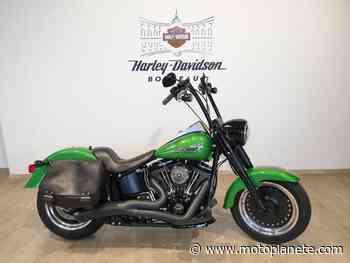 Harley-Davidson SOFTAIL FAT BOY 2015 à 18900€ sur BEGLES - Occasion - Motoplanete