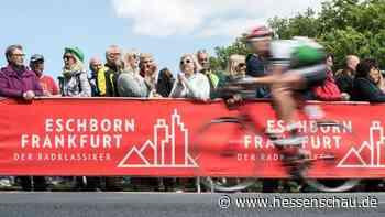 Radrennen am 1. Mai wird verschoben: Eschborn-Frankfurt hofft auf neuen Termin - hessenschau.de