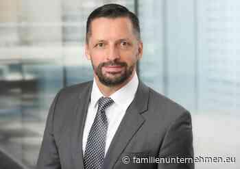 Oliver Baumann wird neuer CSO im Familienunternehmen Sanner - FAMILIENUNTERNEHMEN im FOKUS (FiFo)