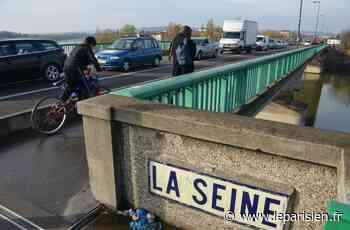 Villeneuve-Saint-Georges : le policier plonge dans la Seine à 4° pour sauver une femme de la noyade - Le Parisien