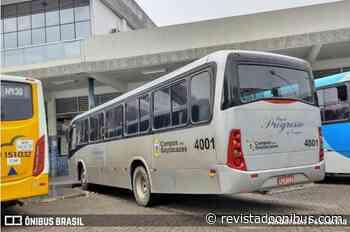 RJ: Prefeitura de Campos informa os novos horários para localidade de Serrinha - REVISTA DO ÔNIBUS