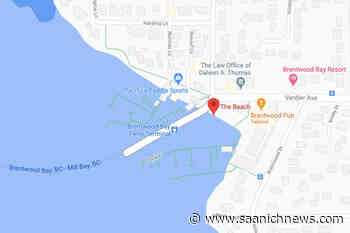 One person dead after drowning near Brentwood Bay Ferry Terminal – Saanich News - Saanich News