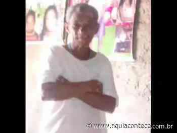 Família procura idoso que há dias desapareceu da Pindorama, em Coruripe - Aqui Acontece