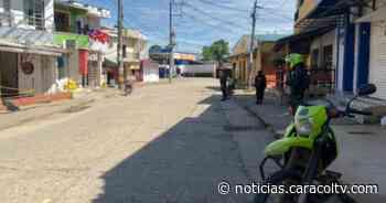Ataque sicarial en el Bagre, Antioquia, cobra la vida de una mujer de 21 años - Noticias Caracol