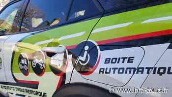[En vitrine] A Fondettes, une auto-école s'adapte pour accueillir des élèves handicapés - Info-tours.fr