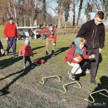 Les Andelys. Le club de rugby a lancé une section baby - Actu Rugby