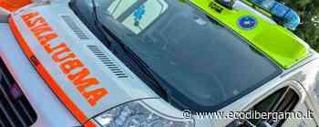 Incidente a Seriate, auto si ribalta Strada chiusa, lunghe code - L'Eco di Bergamo