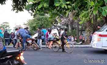 Reportan 4 fallecidos tras choque de camión y microbús en Coatepeque - La Hora