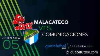 FIN | Comunicaciones golea en Coatepeque – Guatefutbol.com - Guatefutbol.com