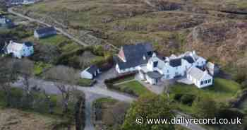 Stunning hotel on Scotland's 'sunshine island' of Colonsay goes up for sale - Daily Record
