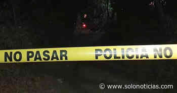 Nacionales 2021-02-16 Asesinan a maestra junto a dos familiares en Guaymango, Ahuachapán - Solo Noticias
