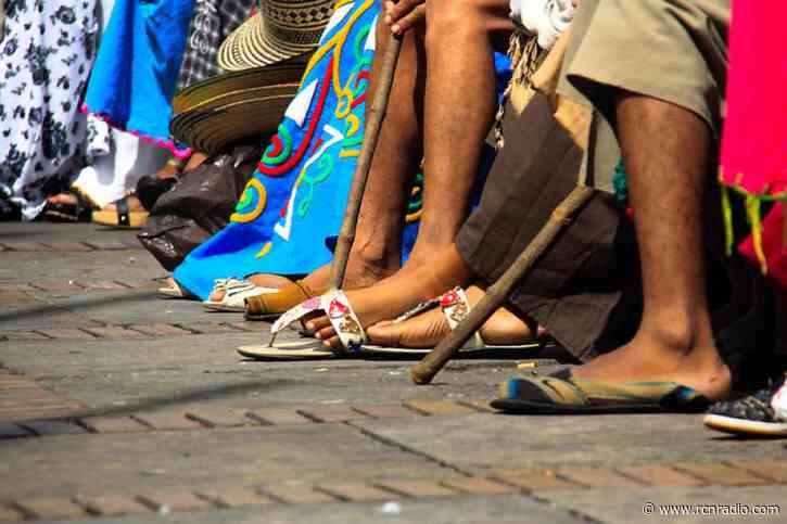 Son 78 los indígenas desplazados en el Carmen de Atrato, Chocó, por minas antipersonal - RCN Radio