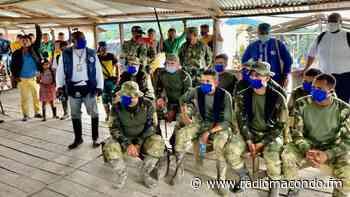 En Carmen de Atrato Chocó, militares retenidos habían incursionado en la comunidad hiriendo a un comunero Indígenas rechazan señalamientos hechos por el ejército - Noticias Nacionales - Radiomacondo - Radio Macondo