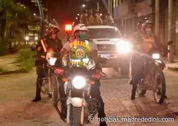 Provincia de Tambopata pasará de nivel de alerta alto a extremo desde el próximo 15 de marzo - Radio Madre de Dios