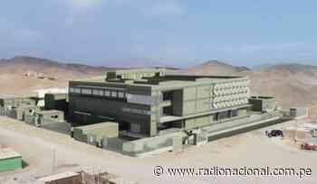 En marzo culmina expediente técnico para la construcción del hospital de Huarmey - Radio Nacional del Perú