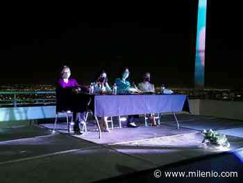 """Arcelia Ayup presenta su libro """"Dos Vidas"""" en la explanada del Teleférico Torreón - Milenio.com"""