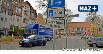 Blankenfelde-Mahlow: Stromausfall im Zentrum von Mahlow - Märkische Allgemeine Zeitung