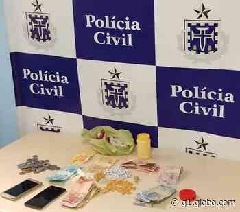 Duas pessoas são presas em Campo Formoso; drogas foram apreendidas - G1