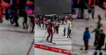 Sechster Platz für Sophia Wessling bei der Skibergsteigen-Weltmeisterschaft - Schwäbische