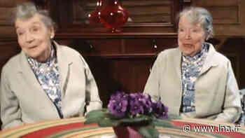 1977 : rencontre avec Alice et Juliette, les jumelles de Dourdan - Institut National de l'Audiovisuel