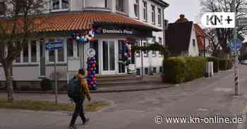 Kronshagen: Domino's Pizza eröffnet neue Filiale in Kieler Straße - Kieler Nachrichten