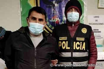 Policía cae con droga, armamentos y municiones en la localidad de Ilave (El Collao) - Pachamama radio 850 AM