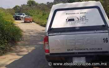 [Video] Hallan cuerpo colgado en colonia Puente Bejuco - El Sol de Córdoba