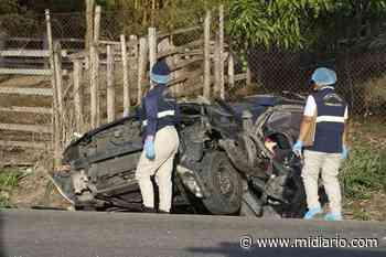PolicialesHace 1 día Una pareja de jóvenes muere en fatal accidente en Pacora - Mi Diario Panamá