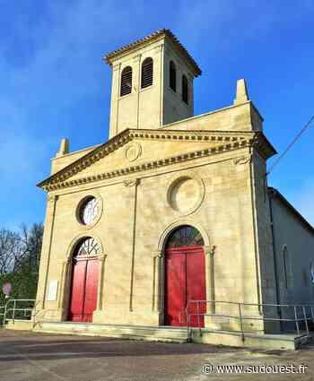 Cavignac : lifting réussi pour l'église Saint-Hilaire - Sud Ouest