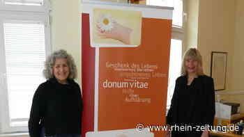 Seit 2001 im Dienst der Schwangeren: Donum Vitae-Gründerfrauen blicken auf 20-jähriges Engagement zurück - Rhein-Zeitung