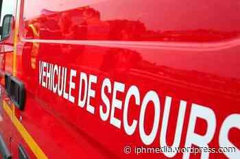 VILLENEUVE-LES-MAGUELONE : Le motard chute violemment après avoir fait un malaise. - IPH Média