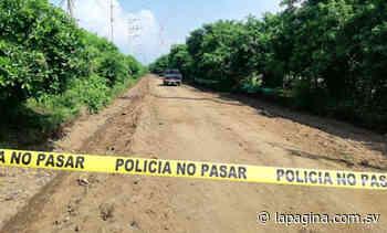 Pandillero eliminado en Jiquilisco, Usulután – Diario La Página - Diario La Página