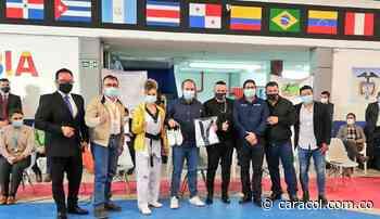 Sogamoso será sede de la copa mundo de Taekwondo - Caracol Radio
