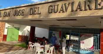 Dos menores de edad ingresaron al Hospital San José del Guaviare tras bombardeo del Ejército en Calamar - infobae