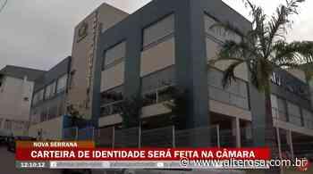 Novidades na emissão de identidade em Nova Serrana - TV Alterosa