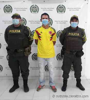 Hombre fue capturado por hurtar una vivienda en Chinácota, Norte de Santander - Canal TRO