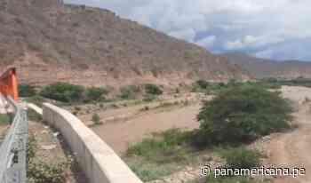 Desborde del río Zaña dejó a varios poblados incomunicados en Lambayeque   Panamericana TV - Panamericana Televisión