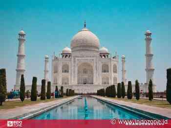 Agra Belum Siap Terima Turis, Taj Mahal Masih Ditutup | Indozone.id - Indozone.id