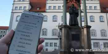Weiterbetrieb und Erweiterung des Luther-WLANs in Eisleben geplant - Mitteldeutsche Zeitung